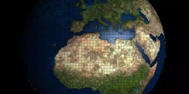 big data carte végétation