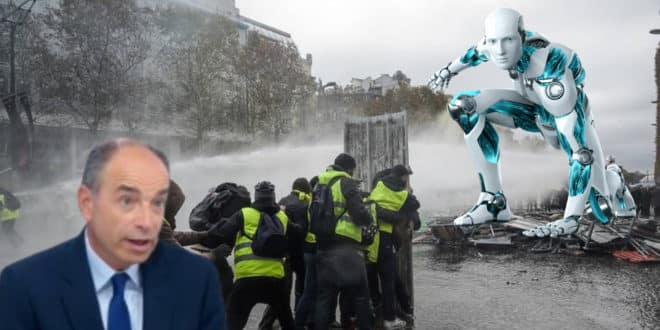 gilets jaunes intelligence artificielle