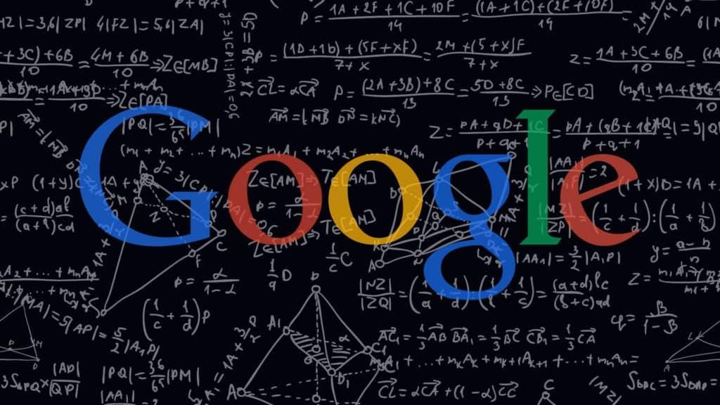 algorithme google pagerank