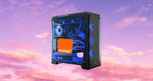 orange pc cloud