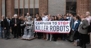 robots tueurs campagne