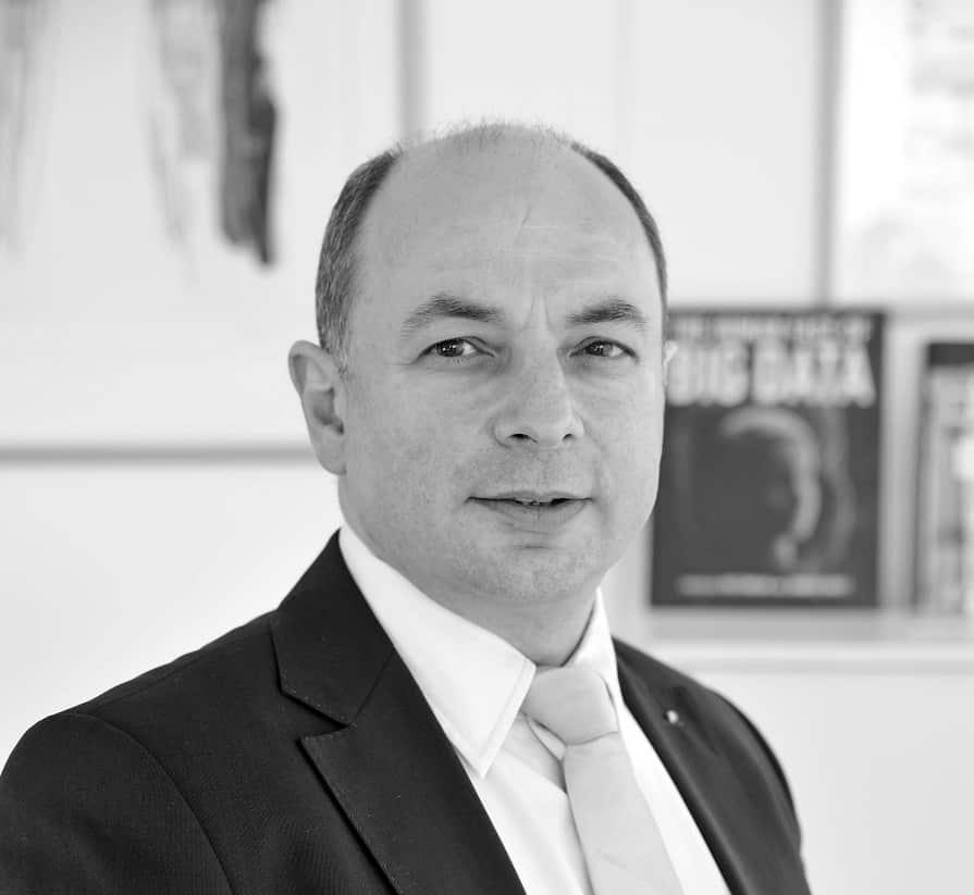 Jacques Padioleau vp sales talend big data paris