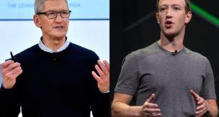 facebook données chine apple confidentialité