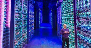 google stadia data centers