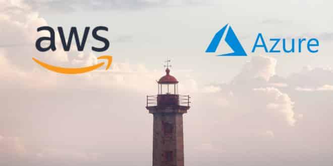 amazon microsoft bénéfices cloud