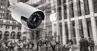 apple store reconnaissance faciale