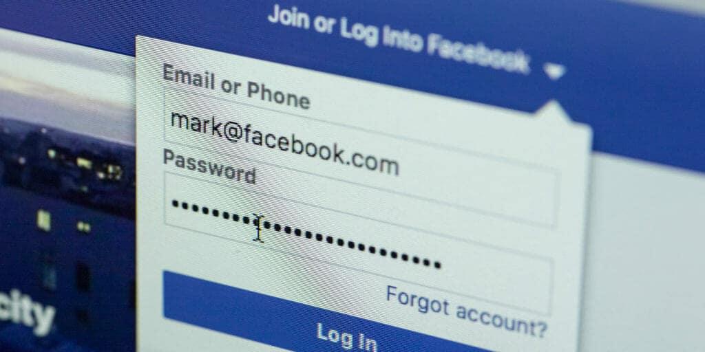 Facebook aspire les données d'un million de personnes sans le vouloir