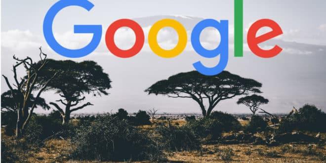 google centre ia afrique