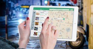 google maps requêtes police