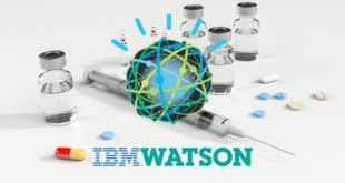 ibm watson industrie pharmaceutique