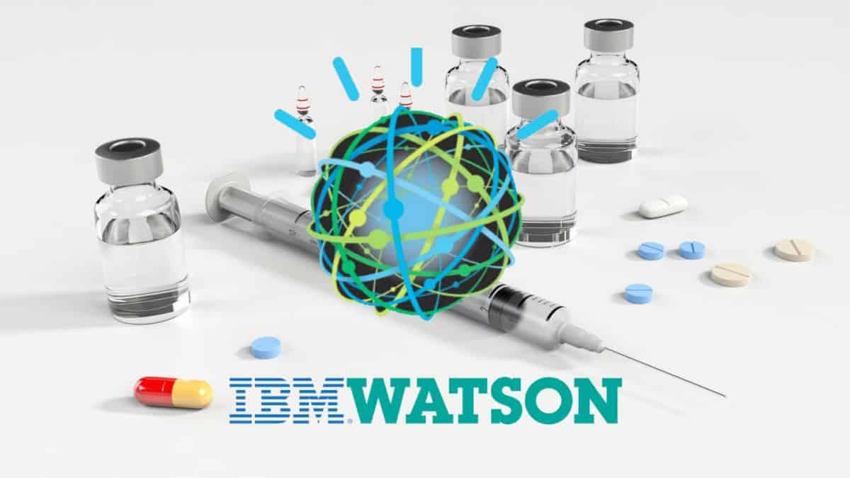 IBM a décidé de cesser de vendre son intellience artificielle Watson à l'industrie pharmaceutique à cause de ventes décevantes et d'un scepticisme ambiant.