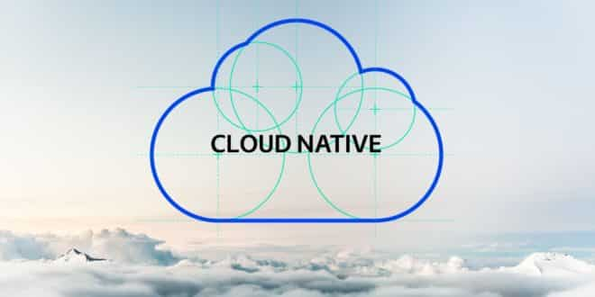 cloud native définition