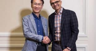microsoft sony partenariat cloud gaming
