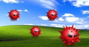 microsoft windows XP 7 malware wannacry