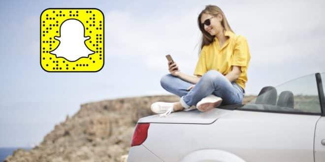 snapchat employs volent données