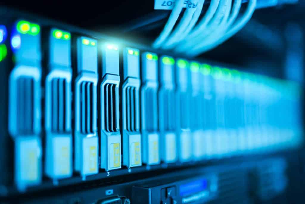 data storage performance