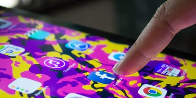 facebook données actions