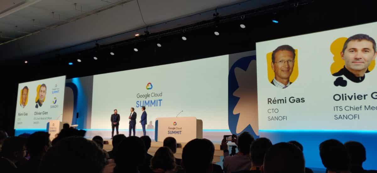 Google Cloud s'associe à Sanofi pour révolutionner le secteur de la santé