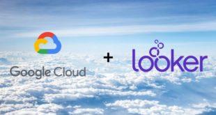 google cloud x looker