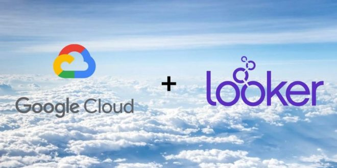 google cloud x looker
