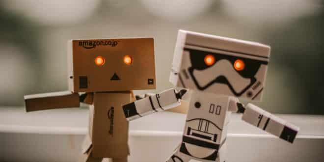 intelligence artificielle mit robots