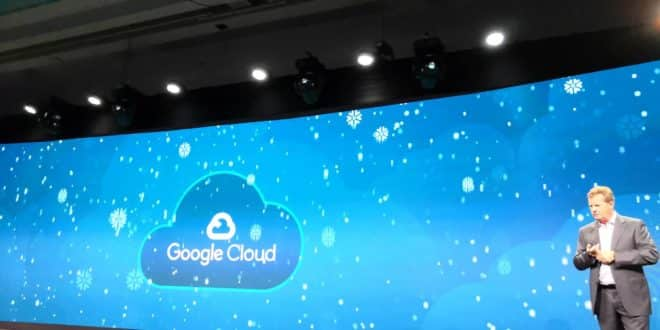 snowflake google cloud
