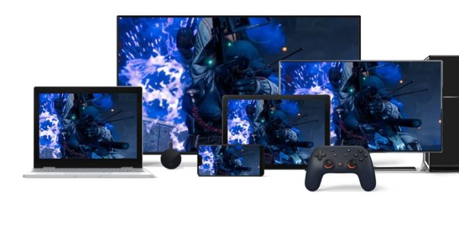 stadia plateforme cloud gaming