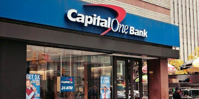 capital one fuite données