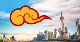 chine cloud computing croissance