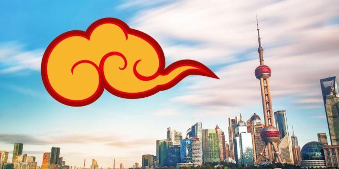chine cloud computing croissance