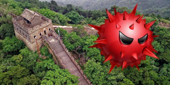 chine malware smartphones touristes