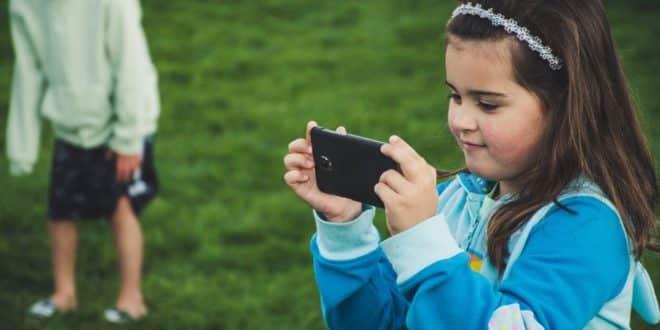 comment protéger données enfants