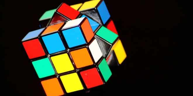 ia rubik's cube intelligence artificielle