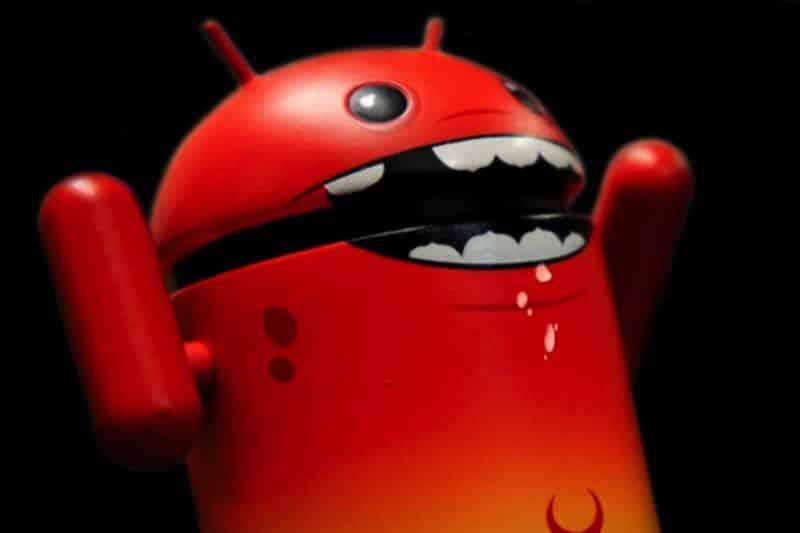 malware chine smartphones