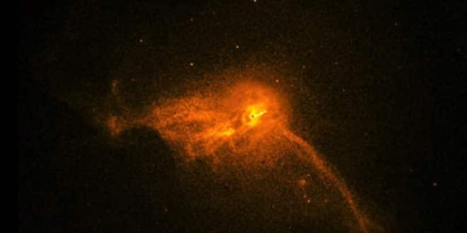photo trou noir stockage données