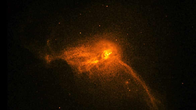 Comment le stockage de données a permis la 1ère photo d'un trou noir