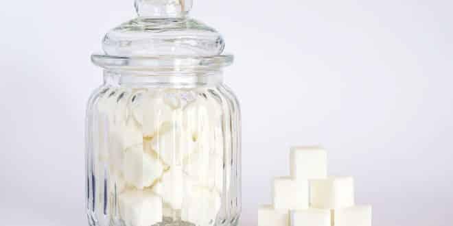 stockage données sucre