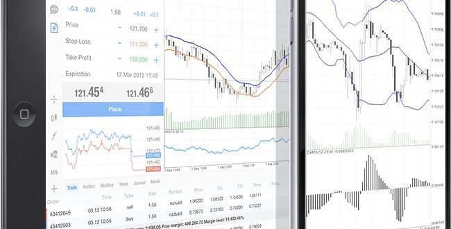 MetaTrader 4 iPhone et iPad