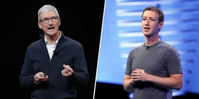 apple vs facebook ios