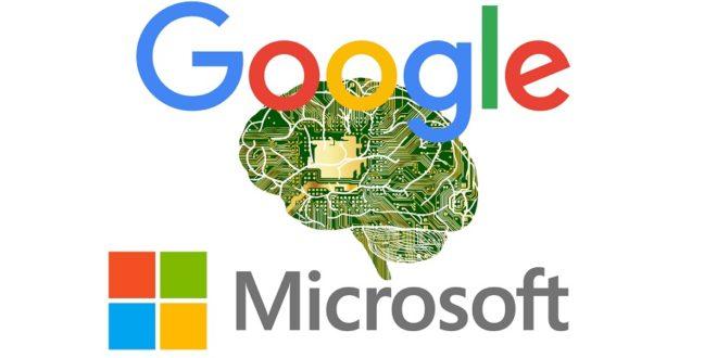 google microsoft AI