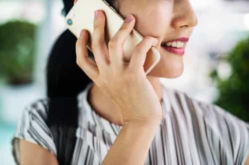 téléphone données