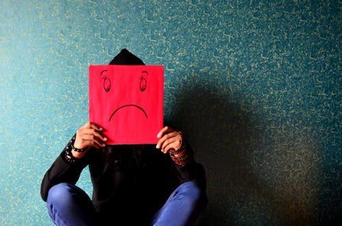 dépression test données