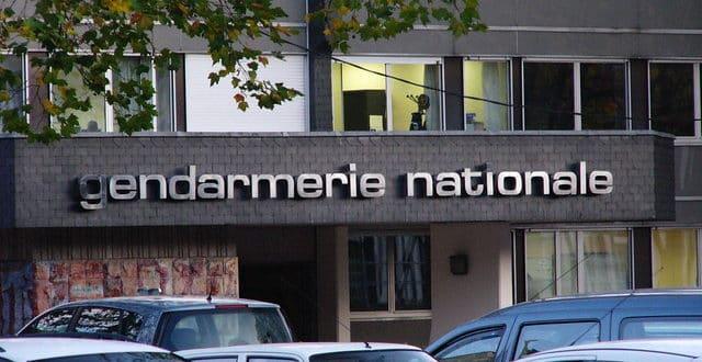 gendarmerie nationale fuite données