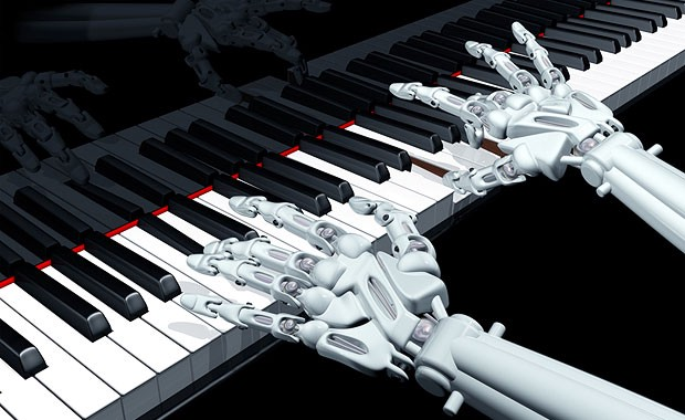 machine learning industrie musicale