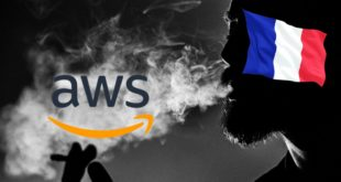 aws cloud drogue douce