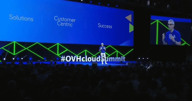 Pour ses 20 ans, OVH annonce un changement de nom. La firme s'appelle désormais OVHcloud et compte partir à la conquête du marché mondial du Cloud.