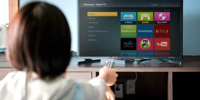 smart tv données