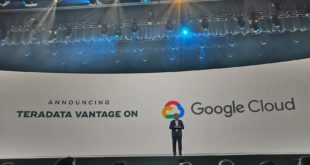 teradata google cloud