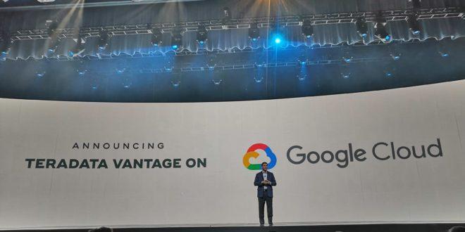 teradata google cloud