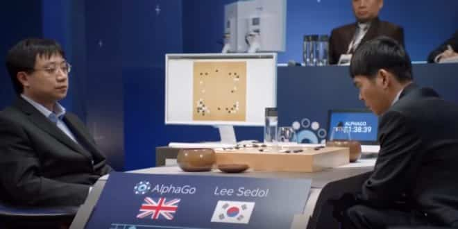 alphago champion go ia